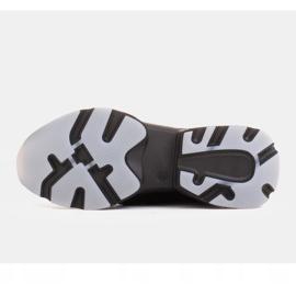 Marco Shoes Sportowe trampki z wysokiej jakości zamszu naturalnego czarne 7