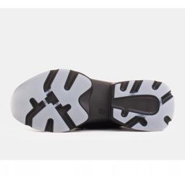 Marco Shoes Sportowe trampki z wysokiej jakości zamszu naturalnego granatowe 7