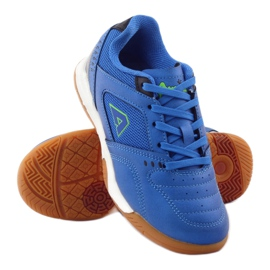 American Club ADI buty sportowe chłopięce halówka American 160706 niebieskie 3