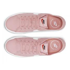 Buty Nike Court Legacy Canvas W CZ0294-601 różowe 1