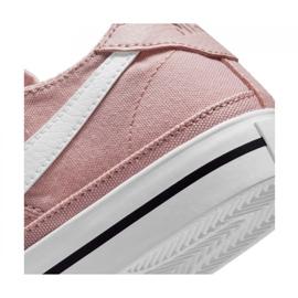 Buty Nike Court Legacy Canvas W CZ0294-601 różowe 6