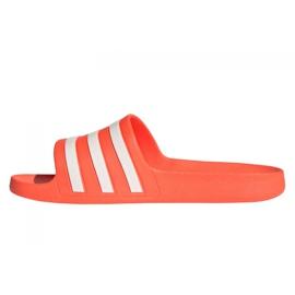 Klapki adidas Adilette Aqua W FY8096 pomarańczowe 2