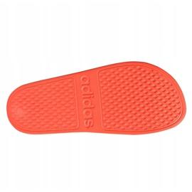 Klapki adidas Adilette Aqua W FY8096 pomarańczowe 3