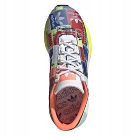 Buty adidas Originals Sl Andridge W EG8906 różowe wielokolorowe 5