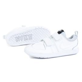 Buty Nike Pico 5 (TDV) Jr AR4162-100 białe niebieskie 1