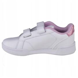 Buty adidas Roguera K FY9280 białe wielokolorowe 1