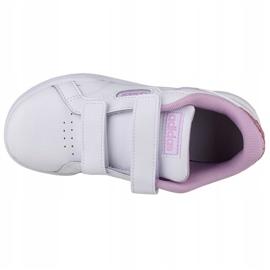 Buty adidas Roguera K FY9280 białe wielokolorowe 2