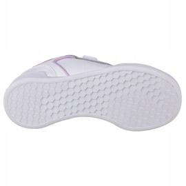 Buty adidas Roguera K FY9280 białe wielokolorowe 3