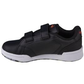 Buty adidas Roguera K FY9282 białe czarne 1
