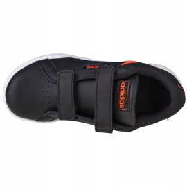 Buty adidas Roguera K FY9282 białe czarne 2
