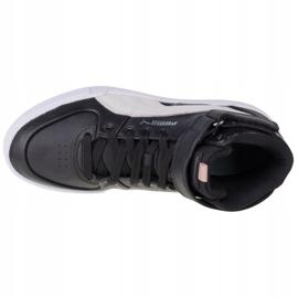 Buty Puma Cali Sport Top Contact M 374110 02 czarne 2