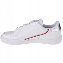 Buty adidas Continental 80 W FV8199 białe 1