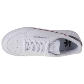 Buty adidas Continental 80 W FV8199 białe 2