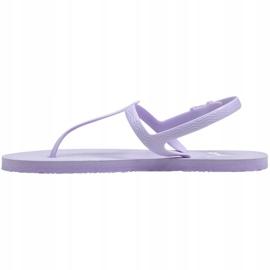 Sandały Puma Cozy Wns W 375212 03 fioletowe 1