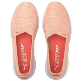 Buty Puma Adelina Apricot W 369621 12 pomarańczowe 2
