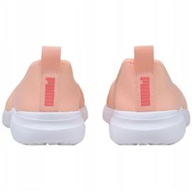 Buty Puma Adelina Apricot W 369621 12 pomarańczowe 3