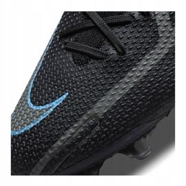Buty piłkarskie Nike Phantom GT2 Elite Df Fg M CZ9889-004 czarne czarne 2