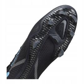 Buty piłkarskie Nike Phantom GT2 Elite Df Fg M CZ9889-004 czarne czarne 3