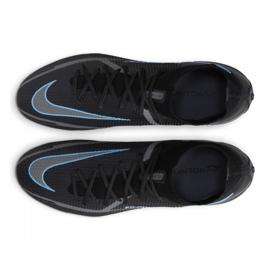 Buty piłkarskie Nike Phantom GT2 Elite Df Fg M CZ9889-004 czarne czarne 5