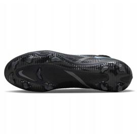 Buty piłkarskie Nike Phantom GT2 Elite Df Fg M CZ9889-004 czarne czarne 6