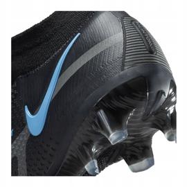 Buty piłkarskie Nike Phantom GT2 Elite Df Fg M CZ9889-004 czarne czarne 7