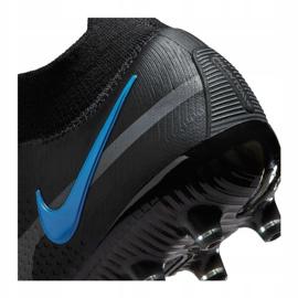 Buty piłkarskie Nike Phantom GT2 Elite Df AG-Pro M DC0749-004 czarne czarne 5