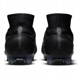 Buty piłkarskie Nike Superfly 8 Elite Fg M CV0958-004 czarne czarne 3