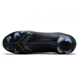 Buty piłkarskie Nike Superfly 8 Elite Fg M CV0958-004 czarne czarne 5