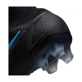 Buty piłkarskie Nike Superfly 8 Elite Fg M CV0958-004 czarne czarne 6