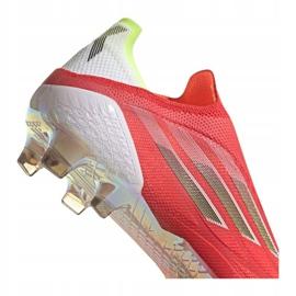 Buty piłkarskie adidas X Speedflow+ Fg M FY3338 czerwone czerwone 2