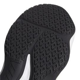 Buty do koszykówki adidas Exhibit A Mid M H67747 czarne czarne 7