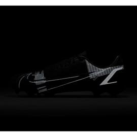 Buty piłkarskie Nike Mercurial Vapor 14 Academy FG/MG M CU5691-004 czarne czarne 2