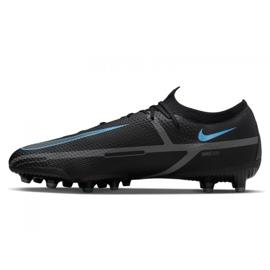 Buty piłkarskie Nike Phantom GT2 Pro Ag M DC0760-004 czarne czarne 1