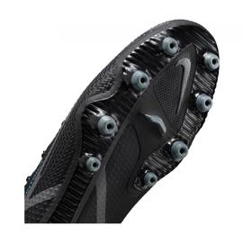 Buty piłkarskie Nike Phantom GT2 Pro Ag M DC0760-004 czarne czarne 7