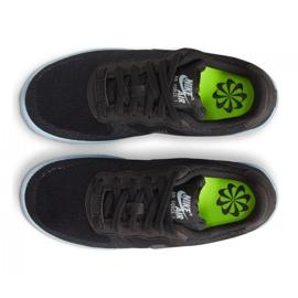 Buty Nike Air Force 1 Crater Flyknit Jr DH3375-001 czarne 1