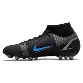 Buty Nike Superfly 8 Academy Ag M CV0842-004 czarne czarne 1