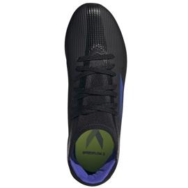 Buty piłkarskie adidas X Speedflow.3 Fg Jr FY3306 czarne czarne 2