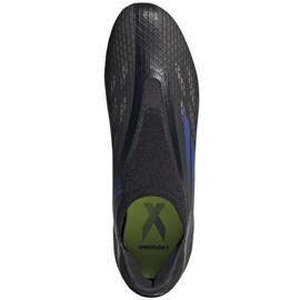 Buty piłkarskie adidas X Speedflow.3 Ll Fg M FY3273 czarne czarne 2