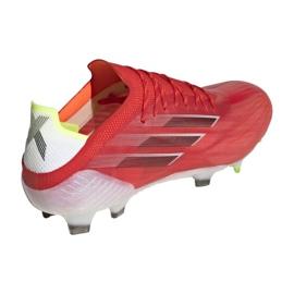 Buty adidas X Speedflow.1 Fg M FY6870 czerwone czerwone 2