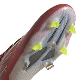 Buty adidas X Speedflow.1 Fg M FY6870 czerwone czerwone 5