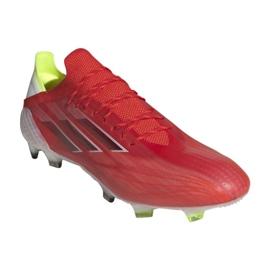 Buty adidas X Speedflow.1 Fg M FY6870 czerwone czerwone 6