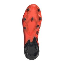 Buty adidas Predator Freak.2 Fg M S24187 wielokolorowe czerwone 3
