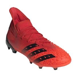 Buty adidas Predator Freak.2 Fg M S24187 wielokolorowe czerwone 7