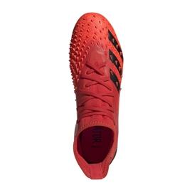 Buty adidas Predator Freak.2 Fg M S24187 wielokolorowe czerwone 8
