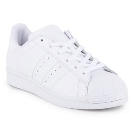 Buty adidas Superstar W FV3285 białe 3