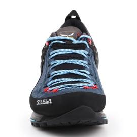 Buty trekkingowe Salewa Ws Mtn Trainer 2 Gtx W 61358-8679 czarne niebieskie 1