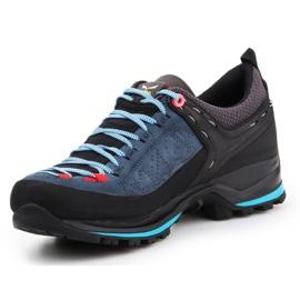 Buty trekkingowe Salewa Ws Mtn Trainer 2 Gtx W 61358-8679 czarne niebieskie 2