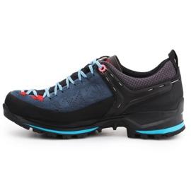 Buty trekkingowe Salewa Ws Mtn Trainer 2 Gtx W 61358-8679 czarne niebieskie 4