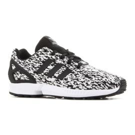 Buty adidas Zx Flux Jr BY9829 czarne 1
