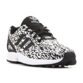 Buty adidas Zx Flux Jr BY9829 czarne 2